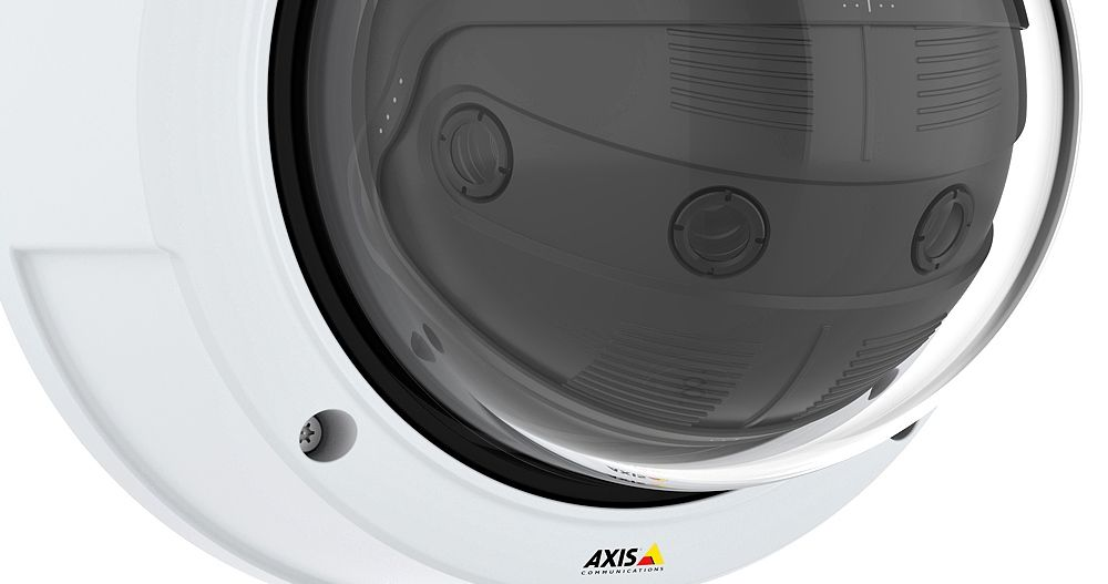 Axis P3807 dome-camera