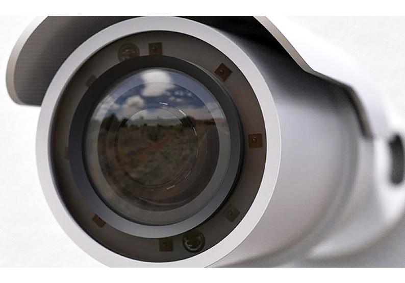 Mobotix Move Bullet Cam - Zoom in
