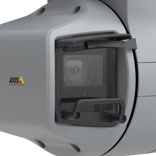 Axis Q62 - 50 frames per seconde