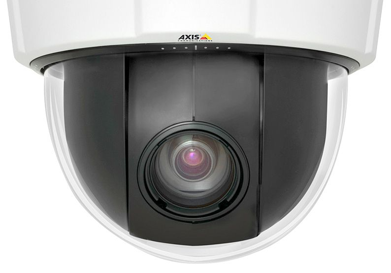 Axis P55 - 720p in een PTZ-camera
