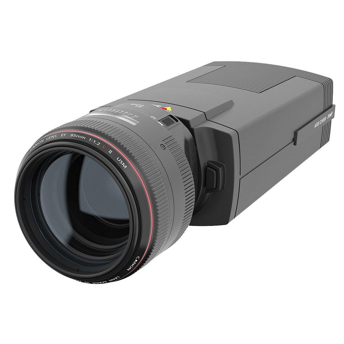 Axis Q16 - Het is een IP-camera van buiten