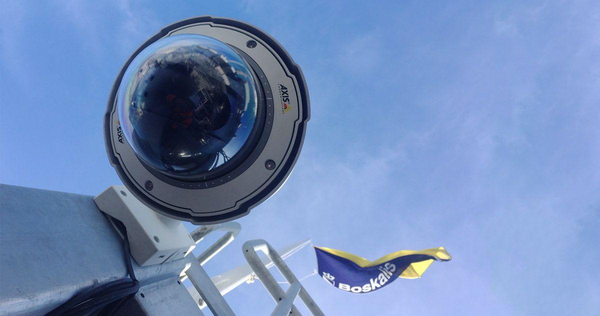 Axis Q60 - Camera om op te bouwen