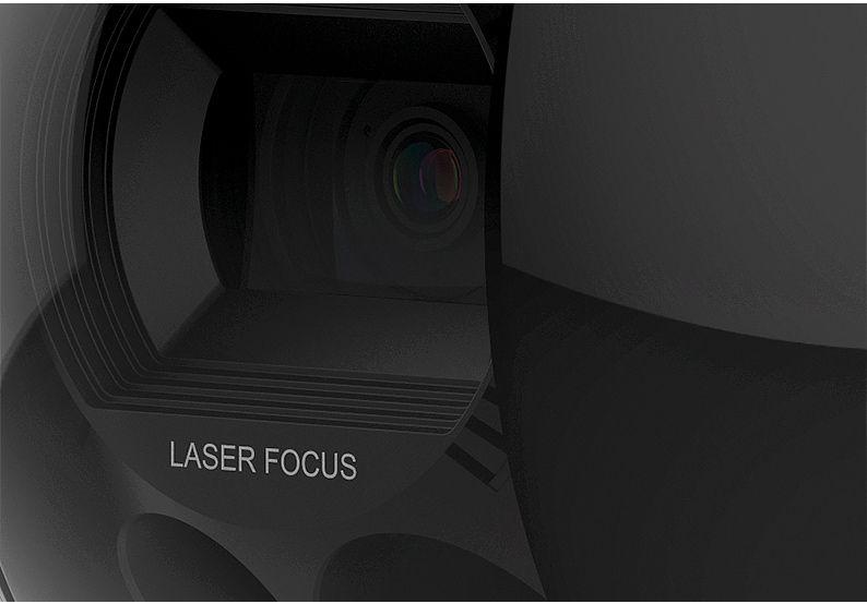 Axis Q61 - Laser Focus