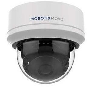 Mobotix Move VandalDome - Veel of weinig licht