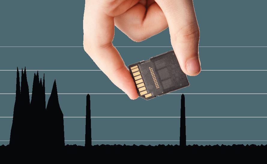 Axis P55 - Stroomlijnen van data met Zipstream