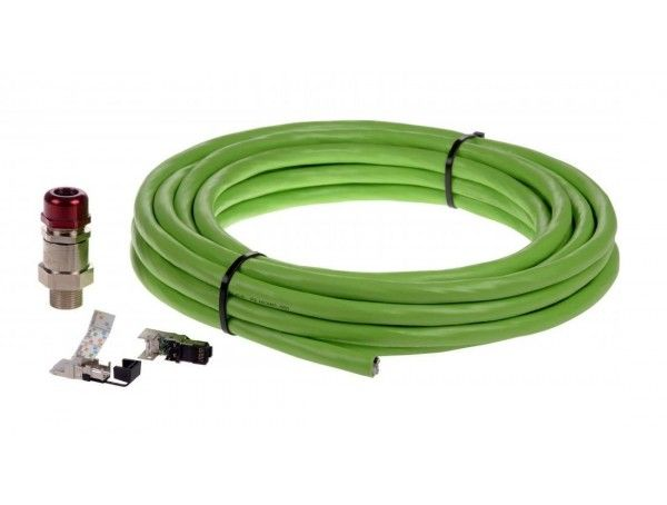 Axis ASKDP03-T Armored Cable ExCam 10m