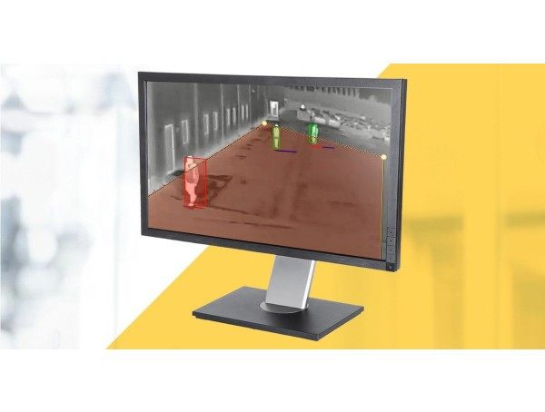 Axis Camera Application Platform Loitering Guard 1 E-License