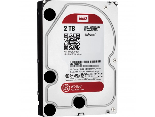 Western Digital 2TB RED
