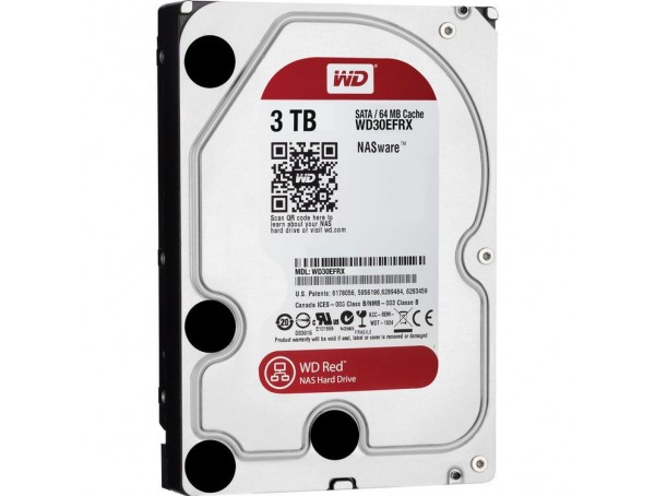 Western Digital 3TB RED