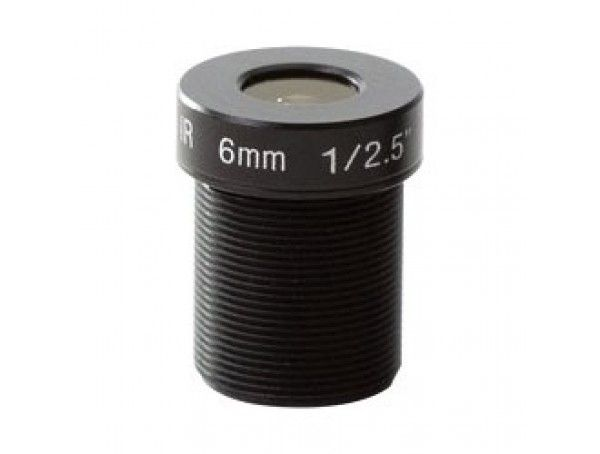 Axis LENS M12 6MM 5PCS