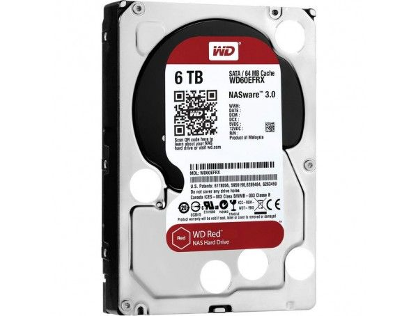 Western Digital 6TB RED