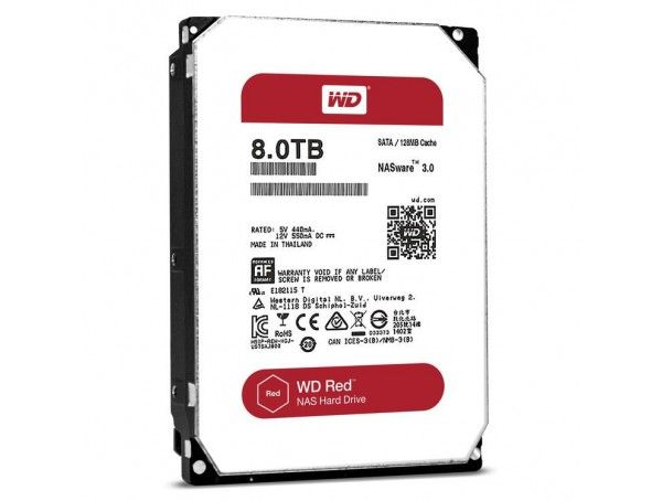 Western Digital 8TB RED