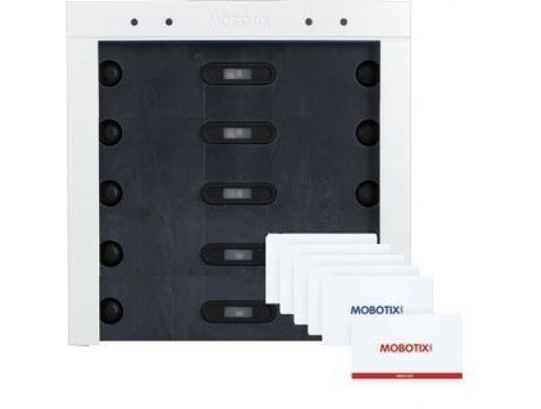Mobotix T26 BellRFID Base Module, wit