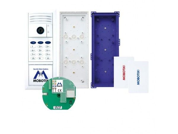 Mobotix T25 Complete Kit No. 1 with Keypad