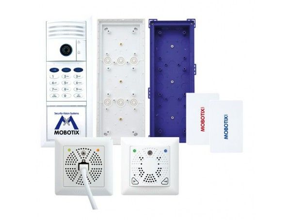 Mobotix T25 Complete Kit No. 2 with Keypad