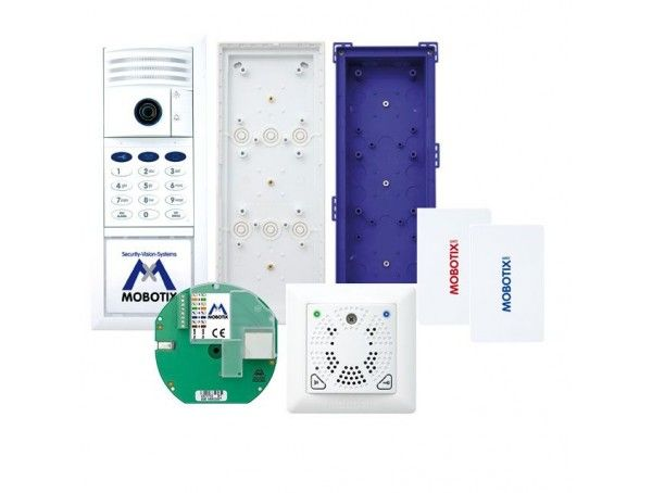 Mobotix T25 Complete Kit No. 3 with Keypad