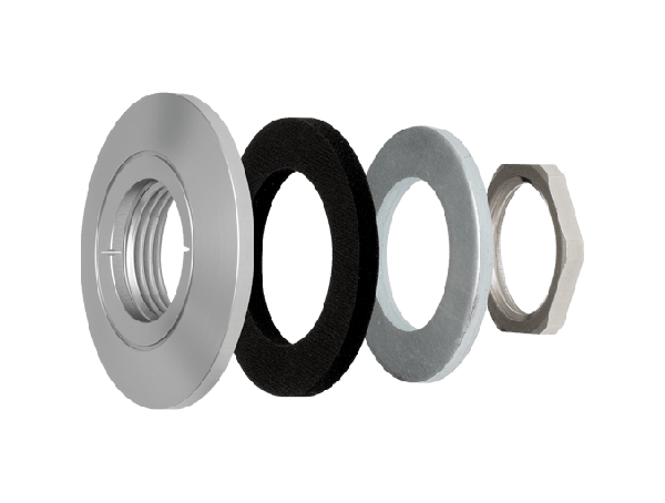 Axis F8212 Trim Ring, 10 stuks