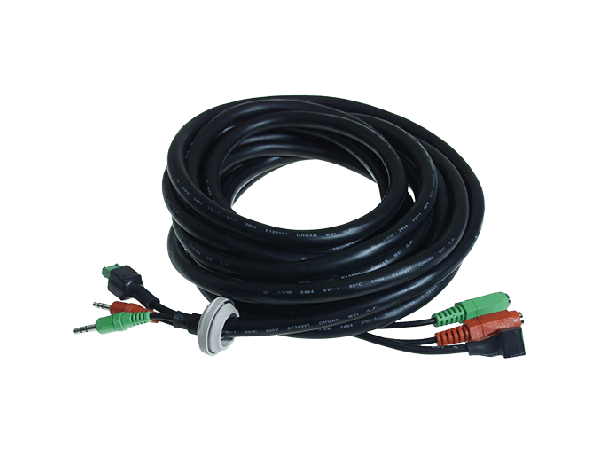 Axis I/O Audio Cable, 5 m