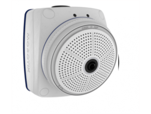 Mobotix MxSplitProtect Cover for Q2x/D2x