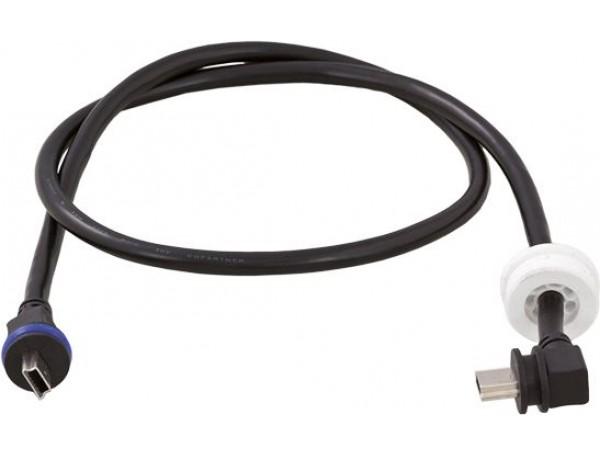 Mobotix Cable MiniUSB angled > MiniUSB+ angled