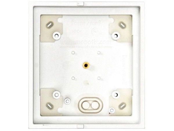 Mobotix Single on-wall housing Wit
