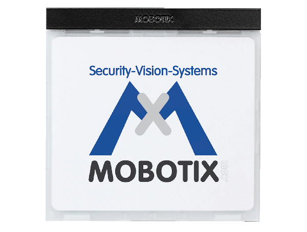 Mx2wire+ Info Module - zwart