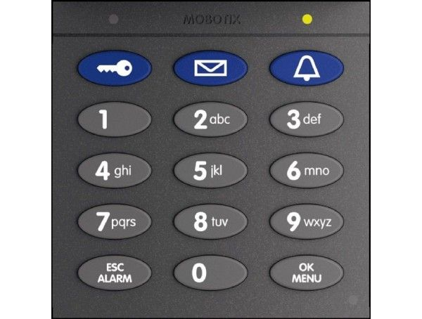 Mobotox Keypad With RFID Technology For T26, Dark Gray