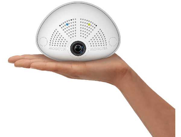 Mobotix i26B - Zwart/Wit, Audio