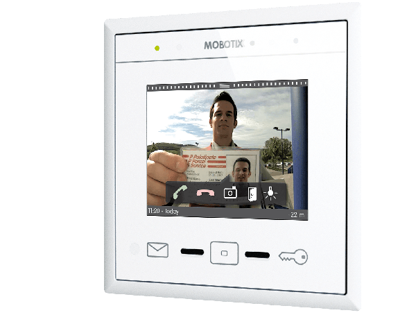 Mobotix MxDisplay+ outdoor