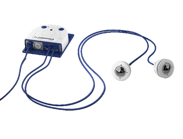Mobotix S16B Complete Cam, Set 3, 6MP, 2x B016 (Day & Night)