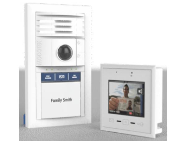 Mobotix T25 Smart Access Set 2