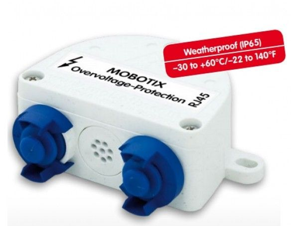 MX-Overvoltage-Protection-Box RJ-45