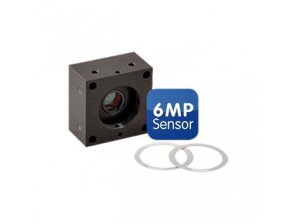 Mobotix BlockFlexMount 6MP, kleur, voor CS-Mount lens