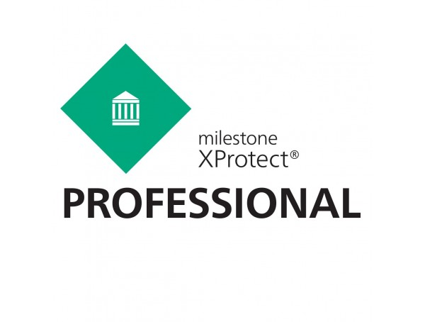 Milestone XProtect Professional