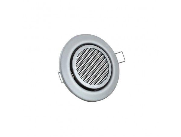 Mobotix Speaker Mount Mat Chroom