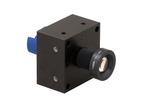 Mobotix BlockFlexMount 6MP, Zwart-wit, 60°(B061)