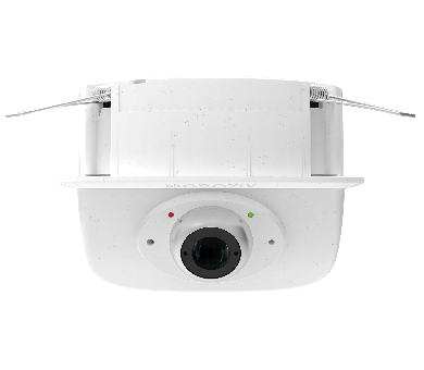 Mobotix p26B - Zwart/wit - Audio