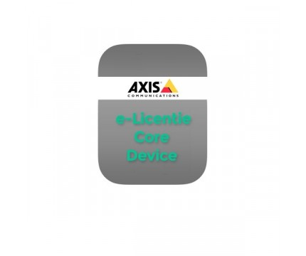 Axis Core Device Licentie