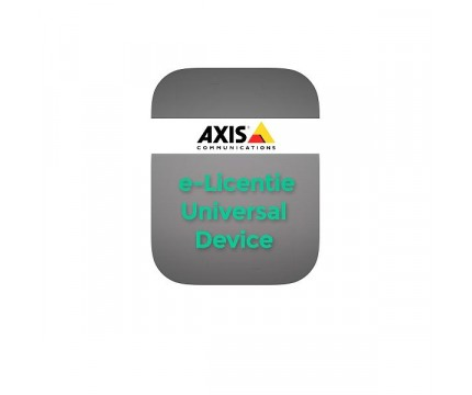 Axis Universal Device licentie