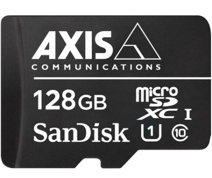 Axis 128GB micro-SD