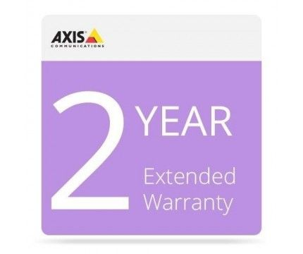 Ext. Warranty Axis A8207-VE