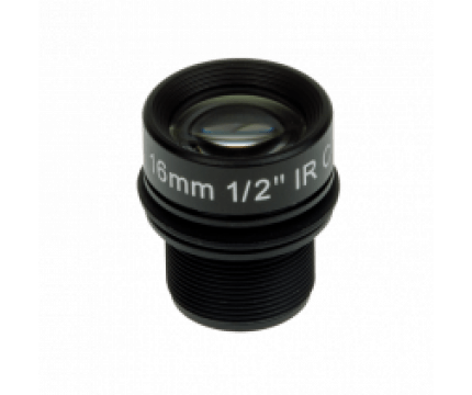 Axis Lens M12 16 mm F1.8
