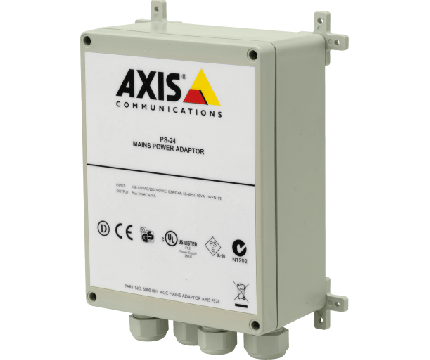 Axis Mains adaptor PS-24