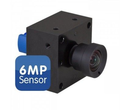 Mobotix BlockFlexMount 6MP, Incl. B036 (Day)