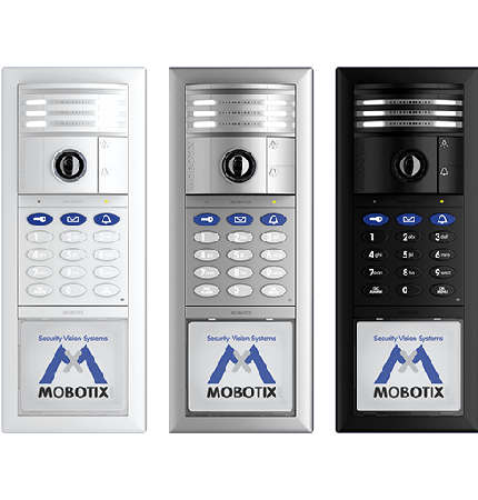 Mobotix T25 intercom