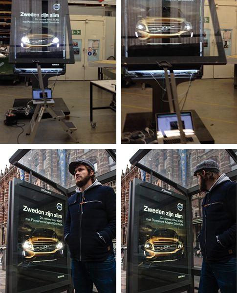 Innocam ip-camera als marketingtool #reclame #gezichtsherkenning